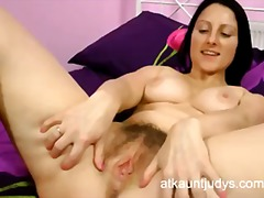 Hot milf amber lustful...
