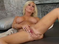 Adorable blonde sex go... from Hotshame