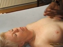 Granny gets it on with...