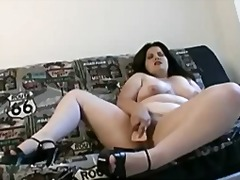 Toying around #7 (bbw)