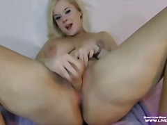 Sexy busty blonde evel... from Keez Movies
