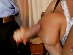 Cleaning lady laura m ...