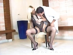 Cum covered shemale from WinPorn