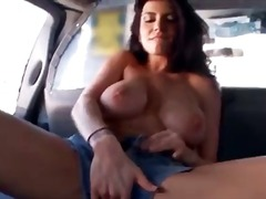 Busty girl striptease ... from Alpha Porno