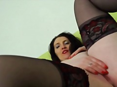 Grand mature in stocki... from Xhamster
