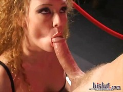 Deep sucking action of... from PornoXO