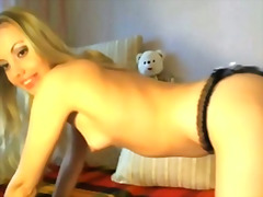 Hot blonde free webcam... from H2porn