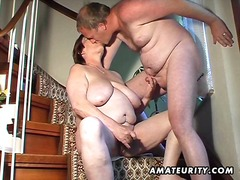 Chubby amateur wife to... from Alpha Porno
