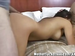 Asian milf gang banged...
