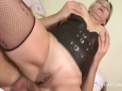 Nasty mature fucks and...
