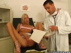 Fingering in a clinic