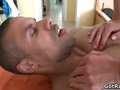 BoyFriendTV - Super sexy muscled hun...