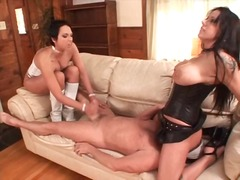 Alpha Porno - Girls in corsets sit o...