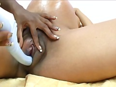 Pregnant lesbians 7 from Xhamster
