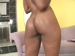 Black girl with curves... from Alpha Porno