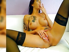 Webcam - sexy busty ba... from Xhamster