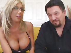 Hot busty milf from H2porn