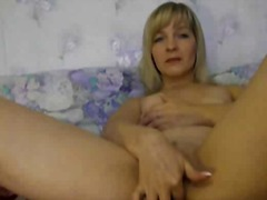 Honey is a hot blonde