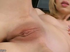 Young blonde nikita de...