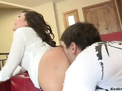 London keyes gets a ro...