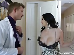 Tube8 - Big tit brunette latin...