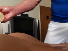 BoyFriendTV - Round straight ass get...