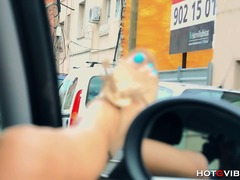 Xhamster - Car squirt