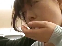 Sun Porno - Asian girl giving blow...