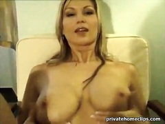Striptease and masturb...