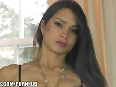 PornHub - Gorgeous french brunet...