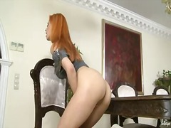 Ariel is a redhead nym... from PinkRod
