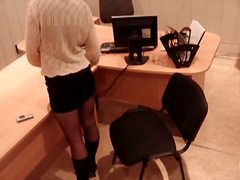 Girl in stockings voye... from Voyeur Hit