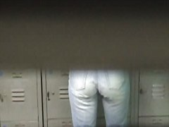 Locker-room XXX hidden...