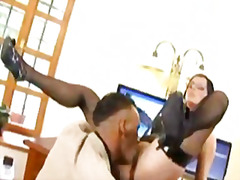Secretary office anal ... from H2porn