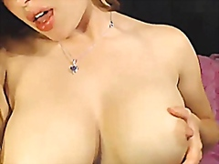 Busty Cam Babe Playing...