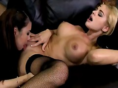 Enjoy two flamboyant v... from BeFuck