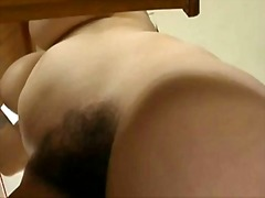 Xhamster - Hairy, chubby and bust...