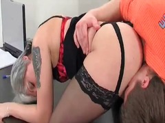 Dirty and horny milf s...