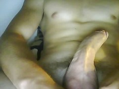 Nasty webcam wanker je... from BoyFriendTV