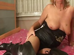 Xhamster - Mature masturbation (v...
