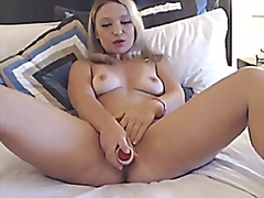 Blonde Penetrated her ...