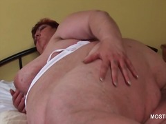 Mature bbw masturbatin... from IcePorn