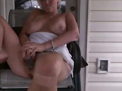 Coutry girl porch mast... from Private Home Clips