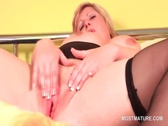 Fat blonde mature plea... from IcePorn