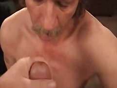 BoyFriendTV - Mature wanker cumming