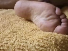 My feet compile from PornoXO