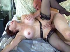Big boobed redhead fuc... from Xhamster