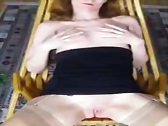Masturbation and spunk... from Private Home Clips