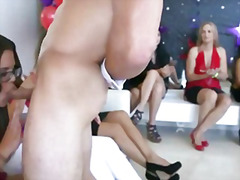 Big milf party on milf...