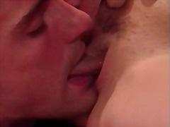 Horny stud shoves cock... from Xhamster